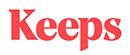 Keeps logo
