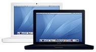 MacBooks side by side