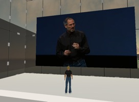 Apple Store in Second Life