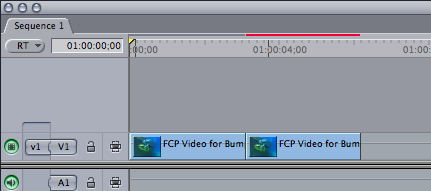 Video Clip with multiple Filters