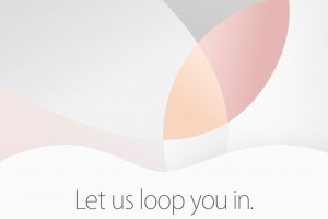 Apple 'Let Us Loop You In' Event